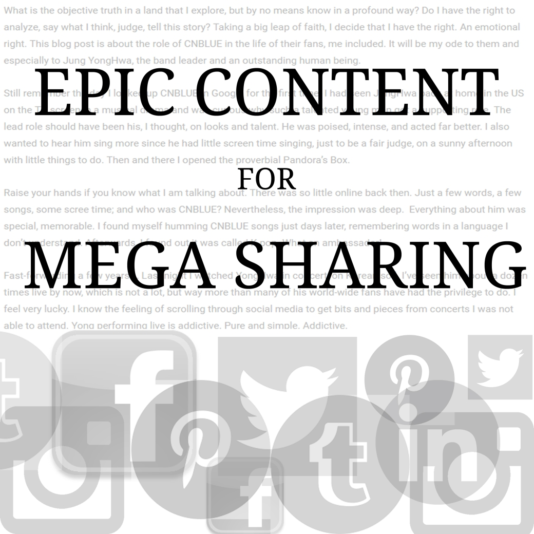 EPIC CONTENT FOR MEGA SHARING